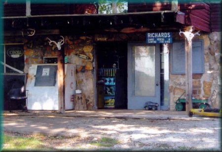 Richard's Canoe Rental Camp Store and Office